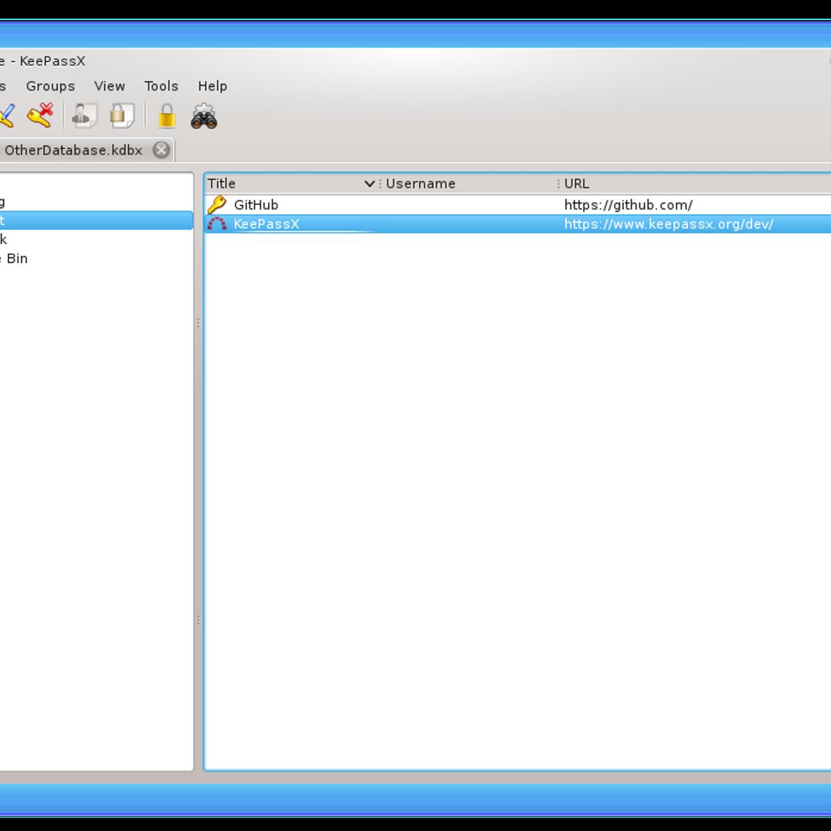 KeePassX Alternatives and Similar Software - AlternativeTo net