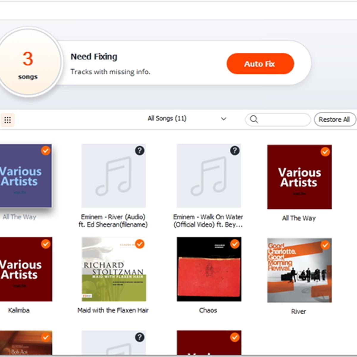 KeepVid Music Tag Editor Alternatives and Similar Software
