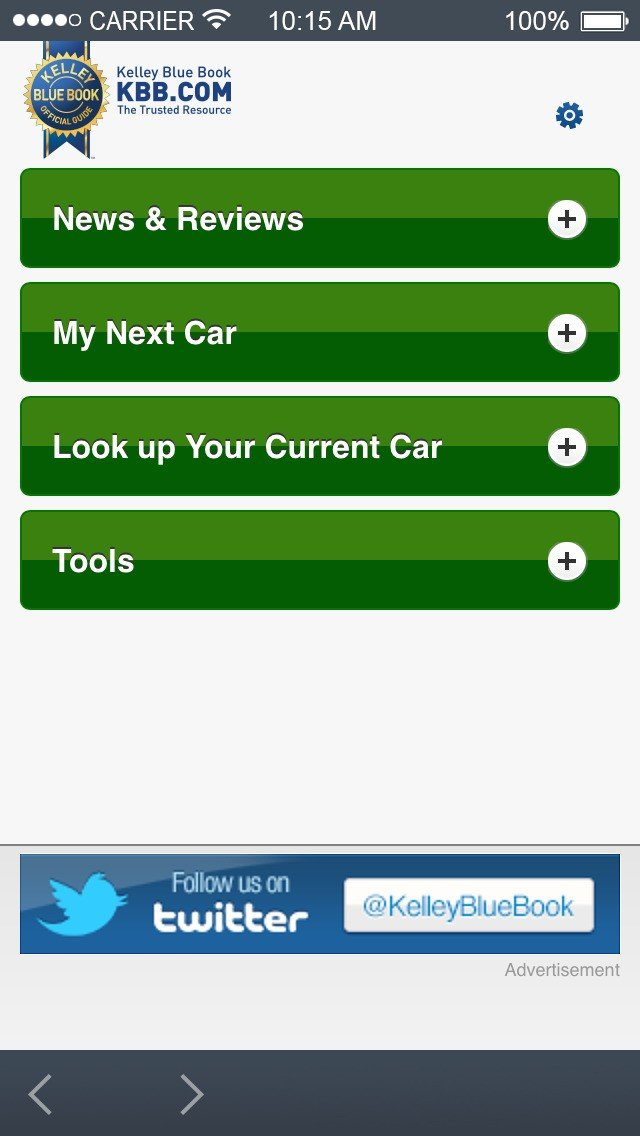 Kelley Blue Book Alternatives And Similar Apps Alternativeto Net