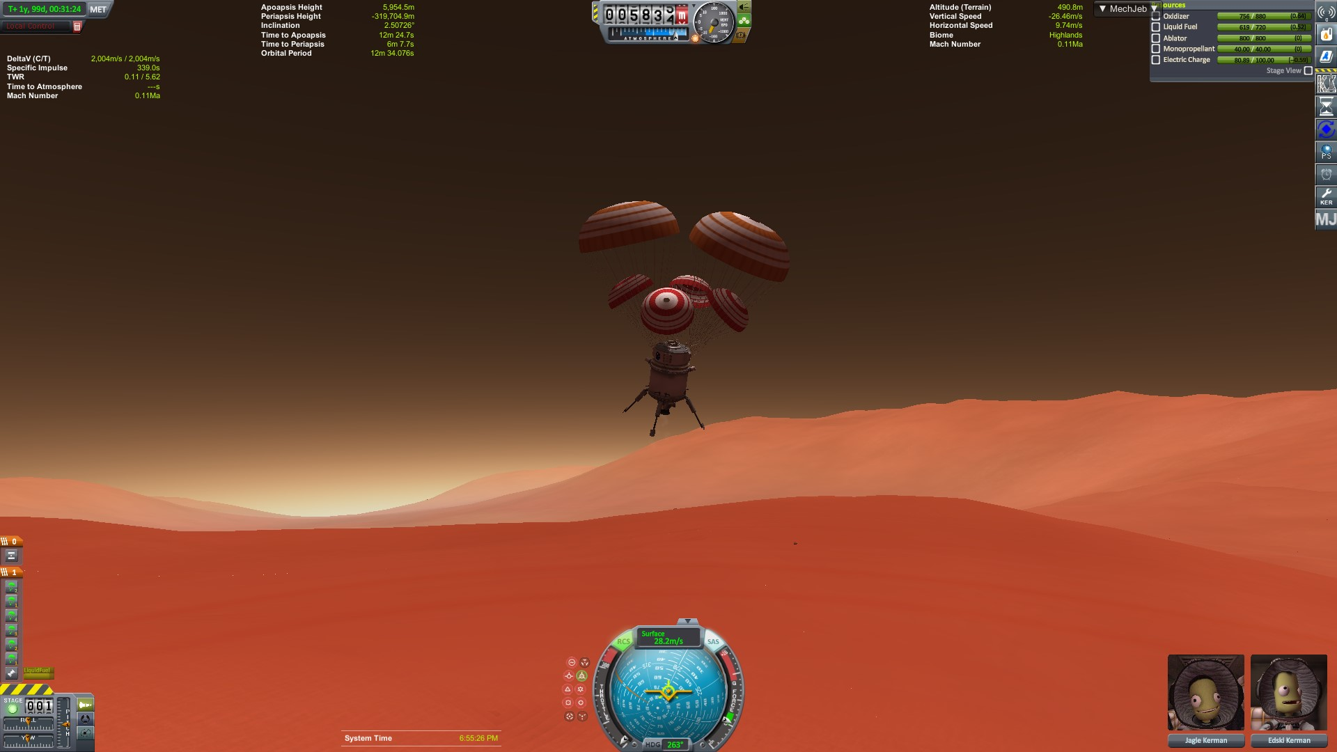 kerbal space program android