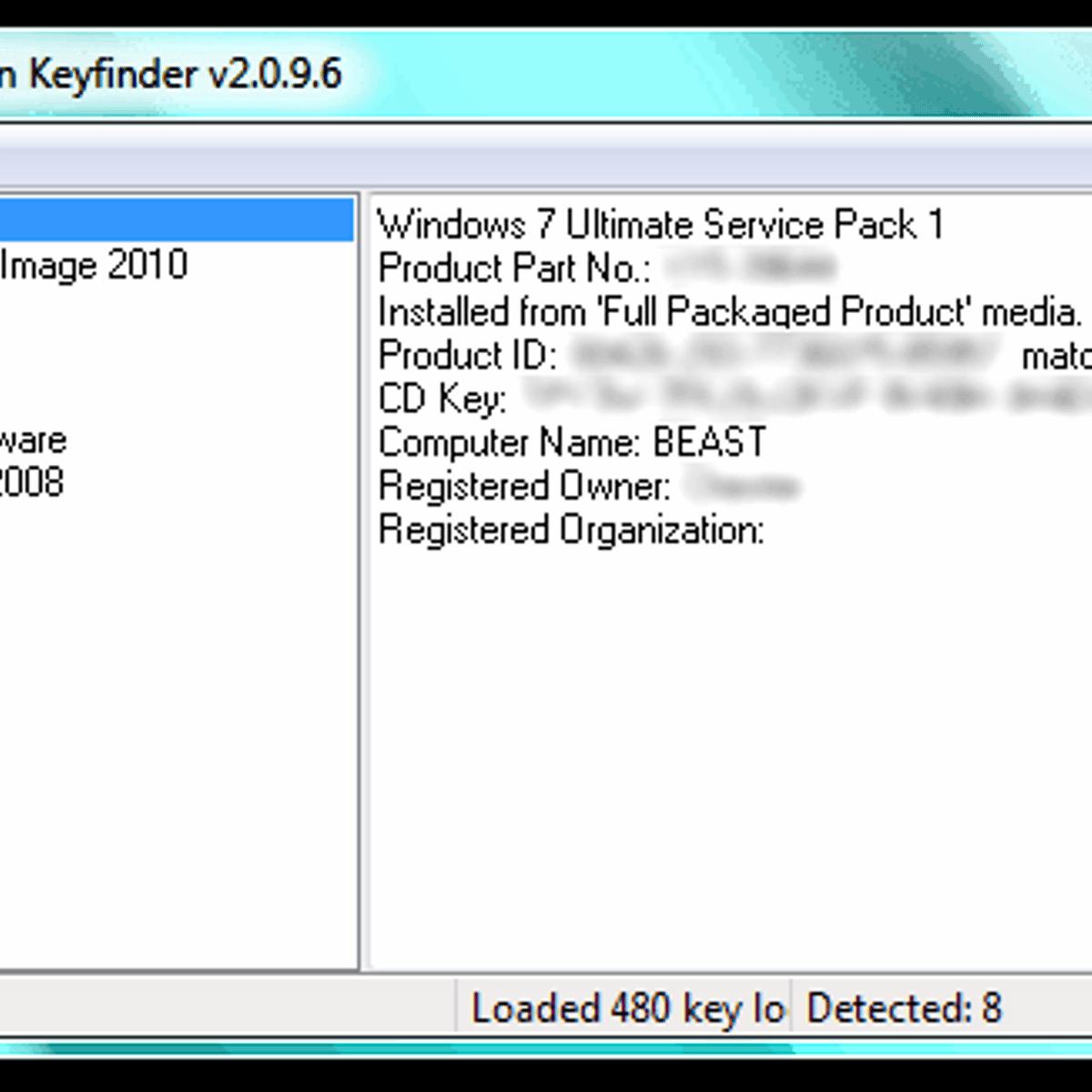 keyfinder music windows 10