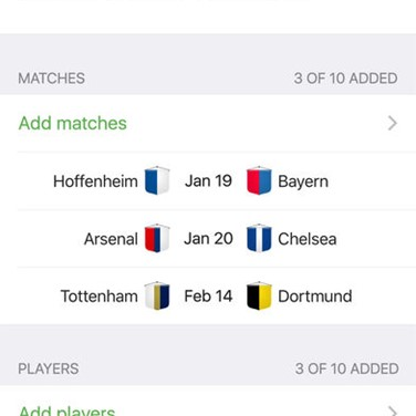 Kickoff - Football prediction Alternatives and Similar Apps