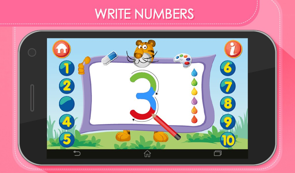 Kids Math Count Numbers Game Alternatives and Similar Games ...