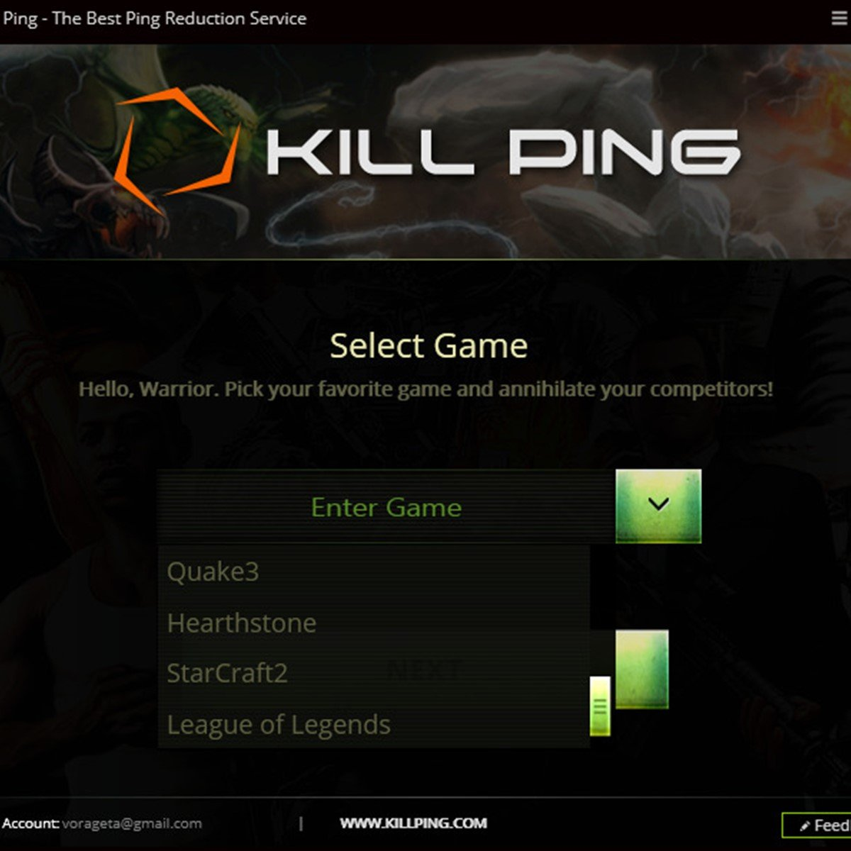 Free Kill Ping Alternatives - AlternativeTo net