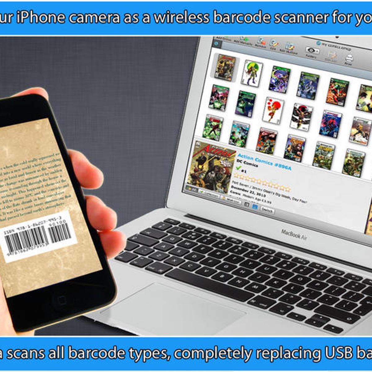 Kinoni Barcode Reader Alternatives and Similar Software