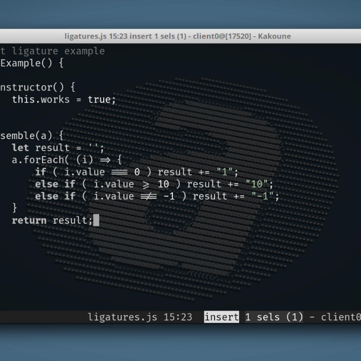 Kitty terminal Alternatives and Similar Software - AlternativeTo net