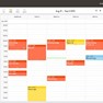 Kolab Now calendar