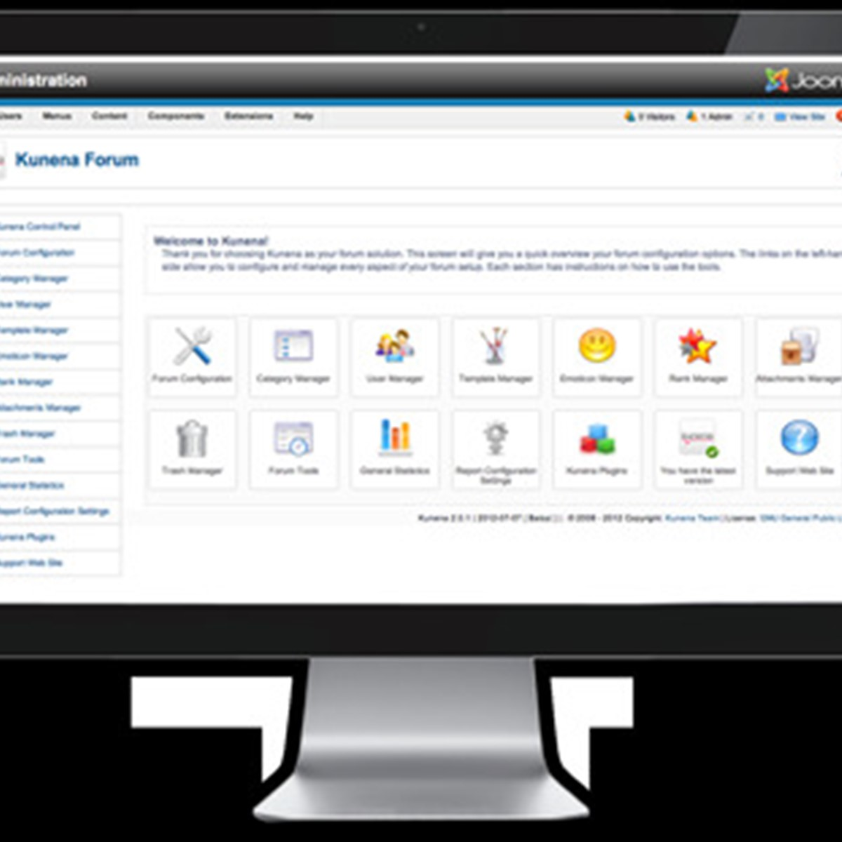 Kunena Alternatives and Similar Software - AlternativeTo net