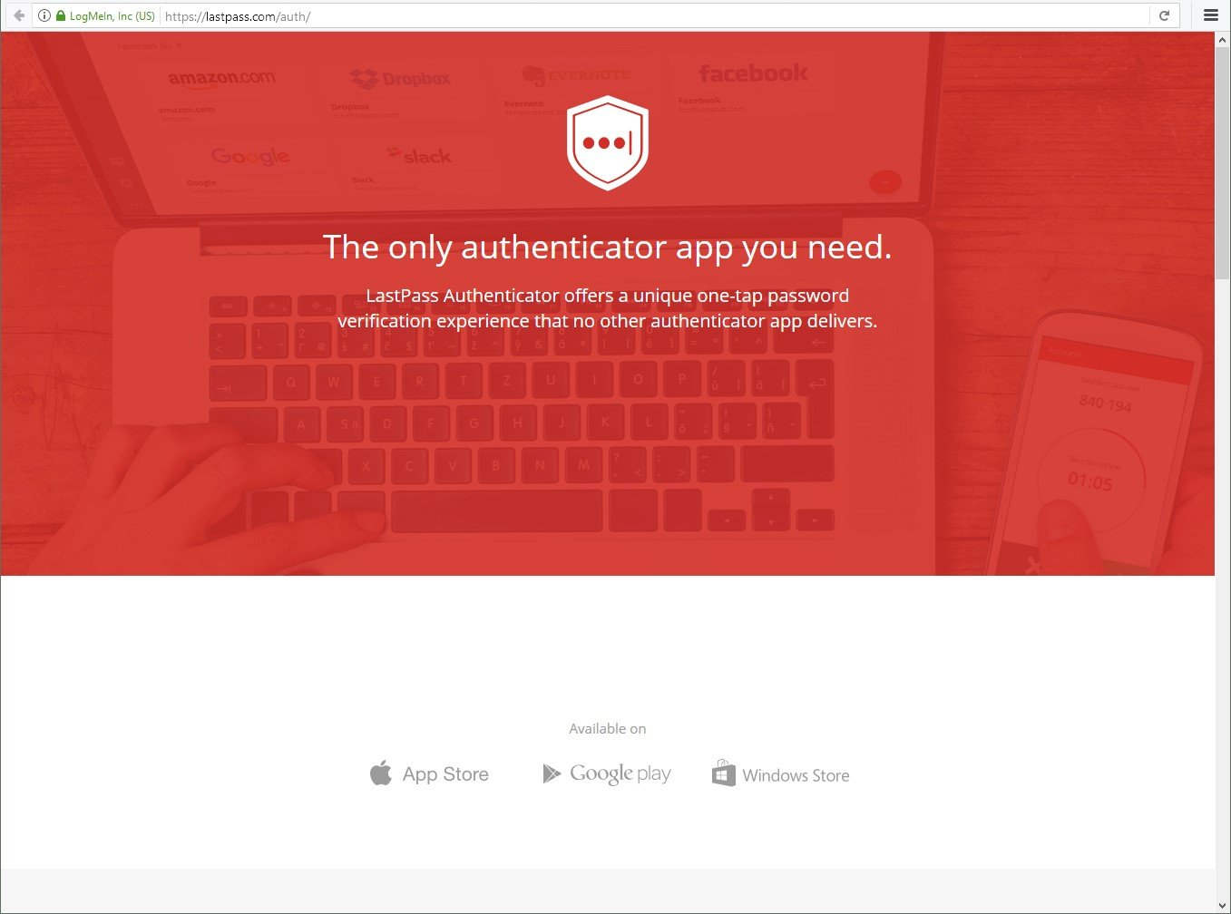 how to add app to lastpass