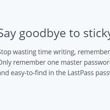 LastPass Alternatives and Similar Software - AlternativeTo net