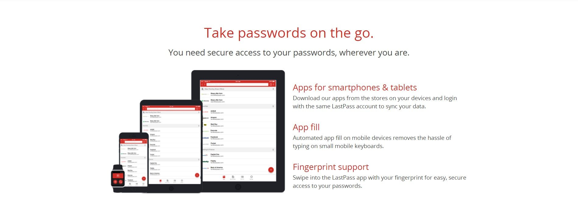 lastpass plugin chrome mobile
