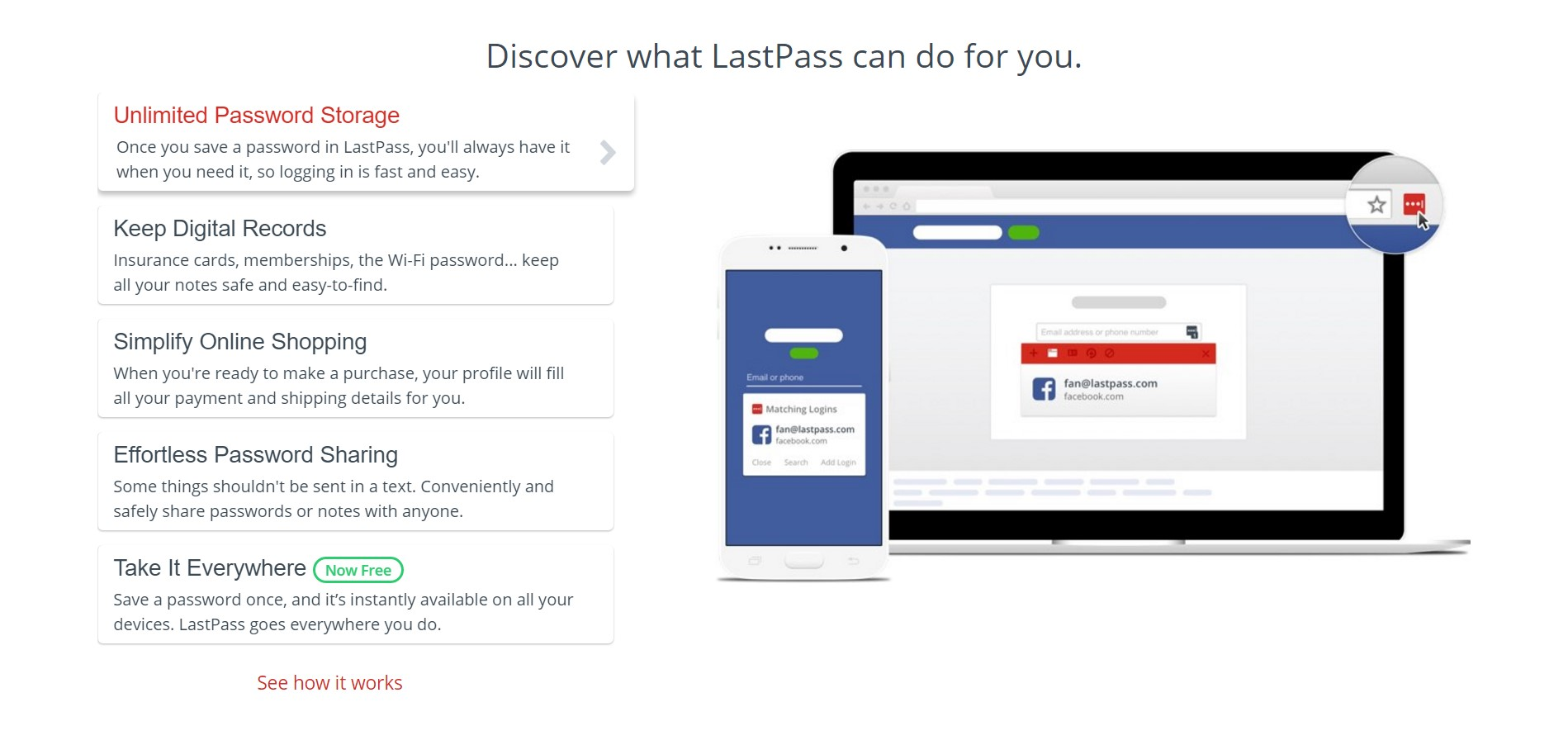 LastPass Alternatives and Similar Software - AlternativeTo net