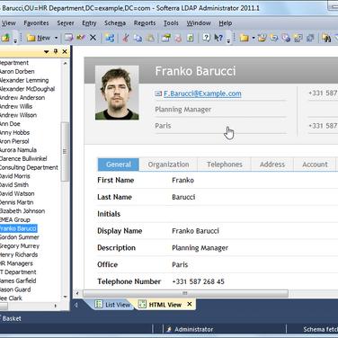 LDAP Administrator Alternatives and Similar Software