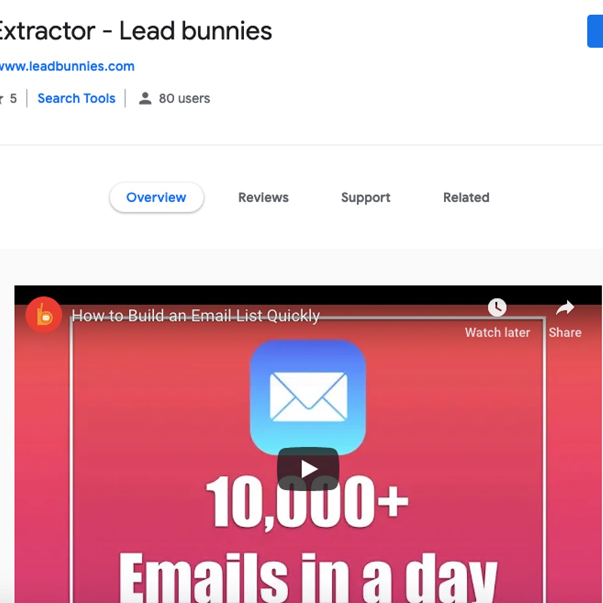 Lead Bunnies Alternatives and Similar Software