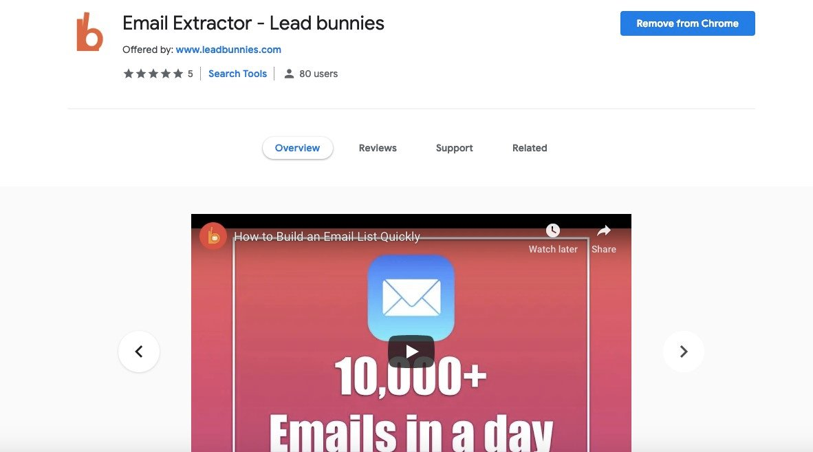 Lead Bunnies Alternatives and Similar Software - AlternativeTo net