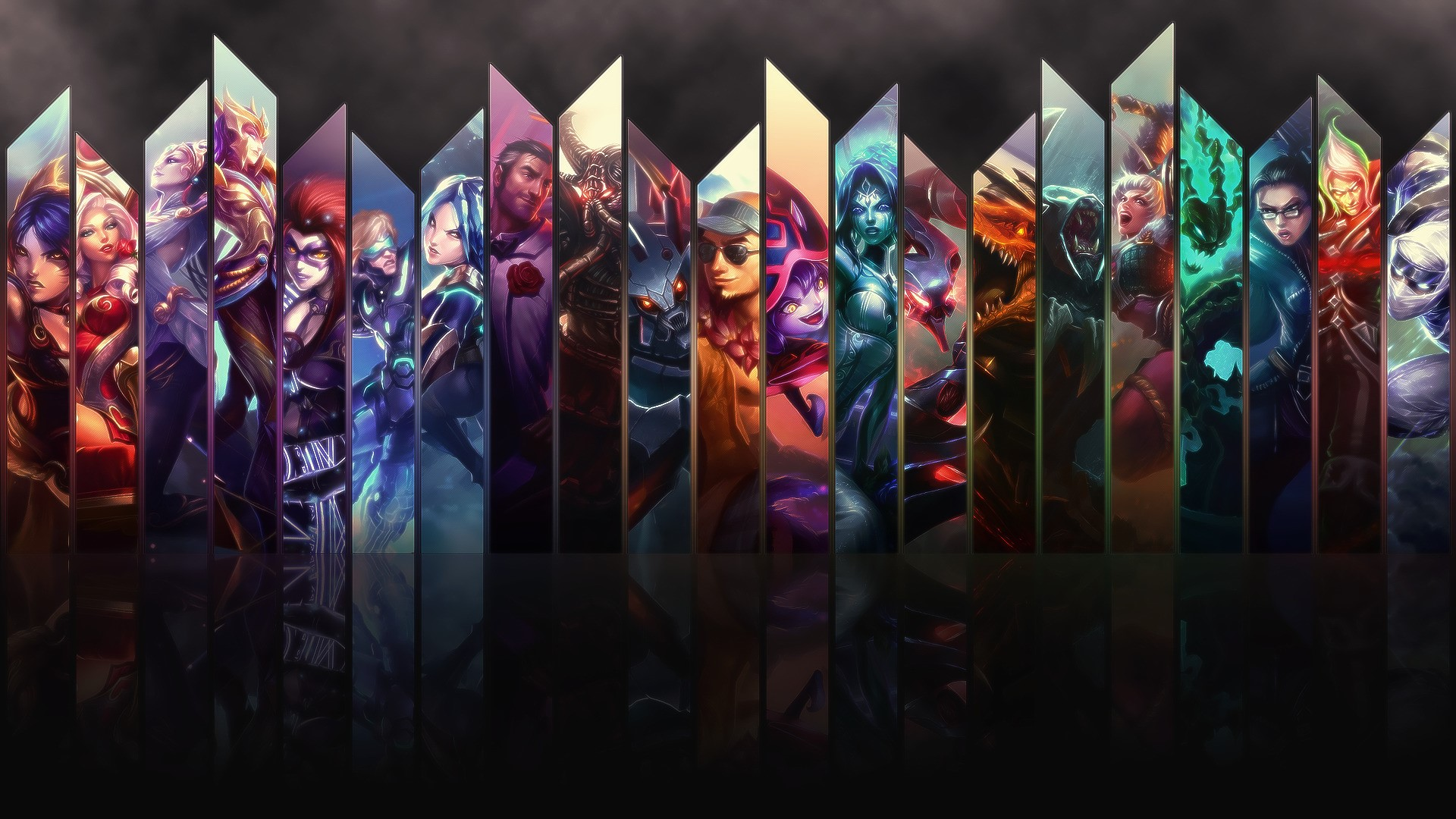 league of legends alternative