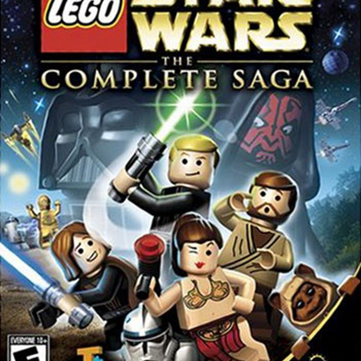 Lego Star Wars: The Complete Saga Alternatives and Similar ...