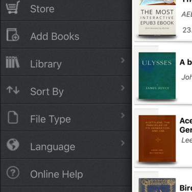 Lektz eBook Reader Alternatives and Similar Apps