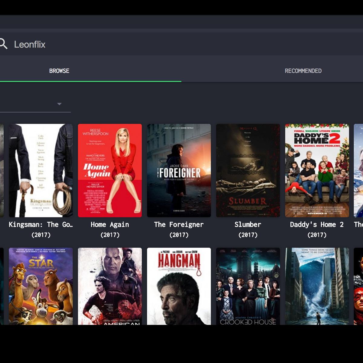 LeonFlix Alternatives and Similar Software - AlternativeTo net