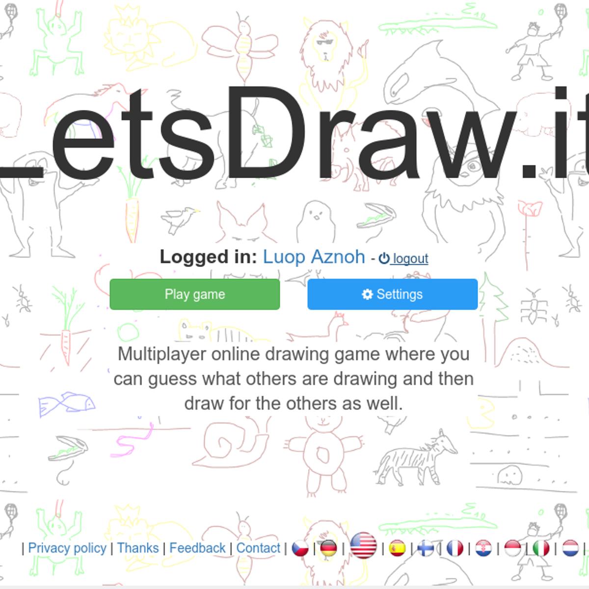 Letsdraw It Alternatives And Similar Games Alternativeto Net