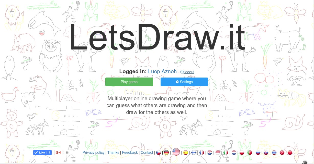 Letsdraw It Alternatives And Similar Games Alternativeto Net