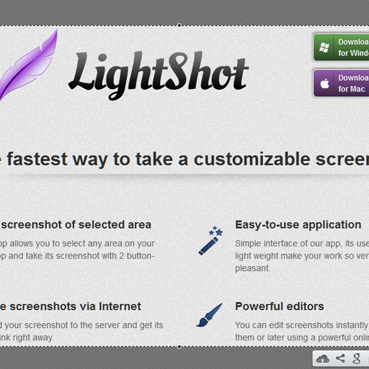 LightShot Alternatives and Similar Software - AlternativeTo net