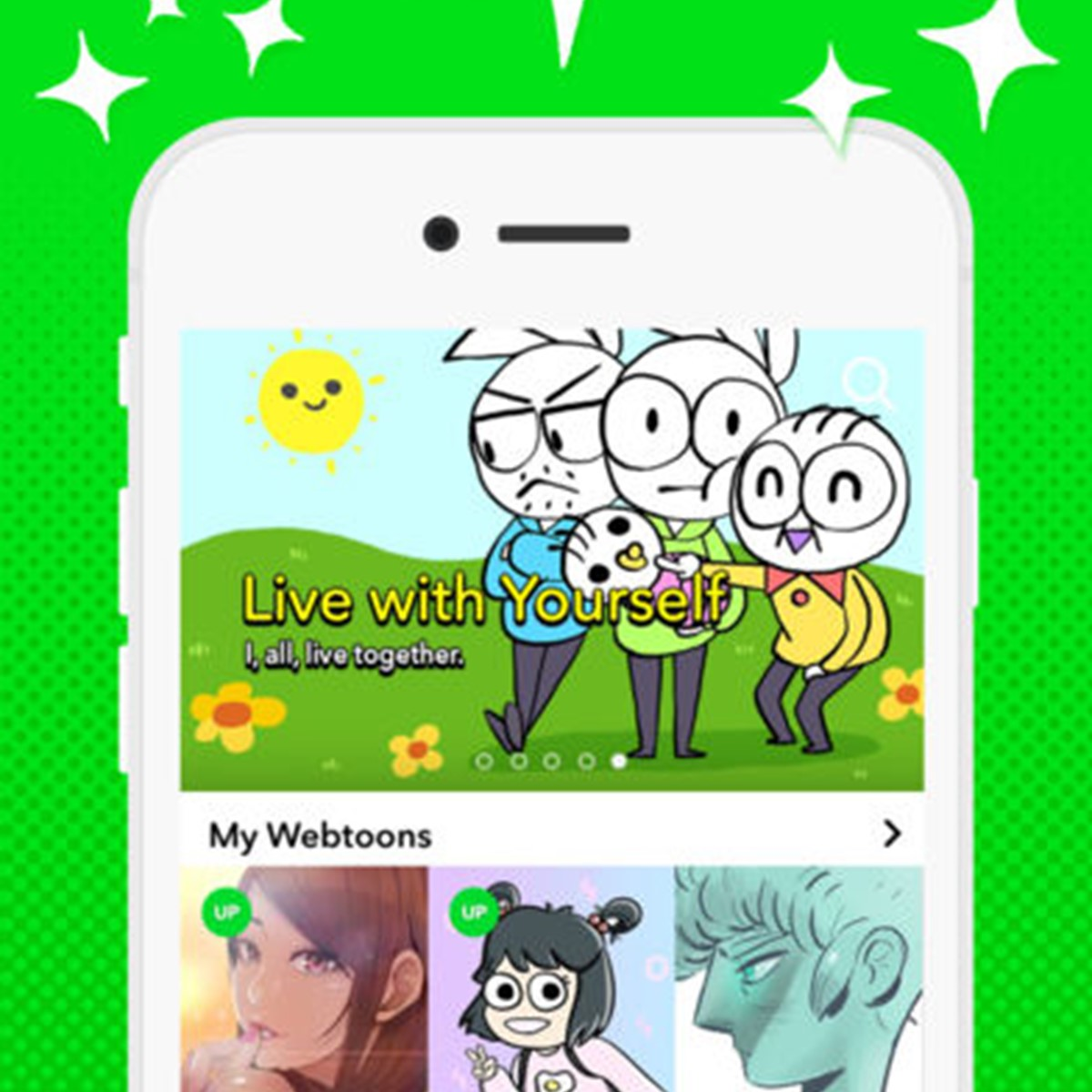 LINE Webtoon Alternatives and Similar Apps and Websites
