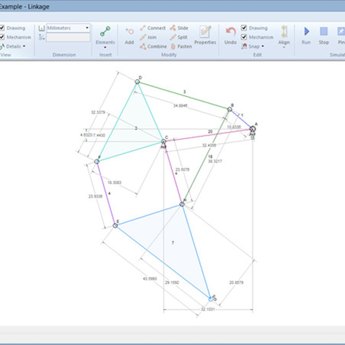 Linkage Mechanism Designer and Simulator Alternatives and