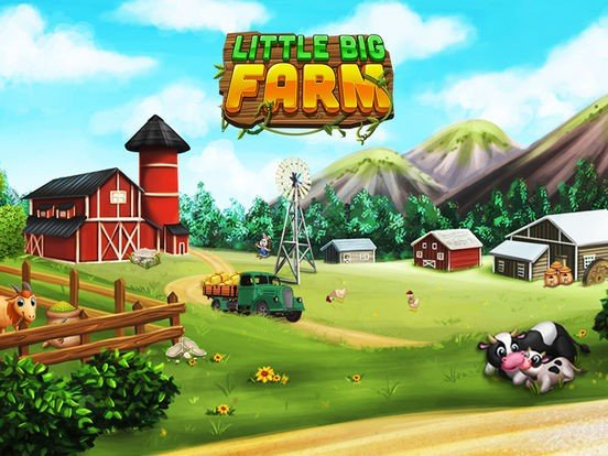 My Little Big Farm
