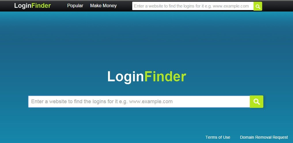 LoginFinder Reviews, Features, and Download links