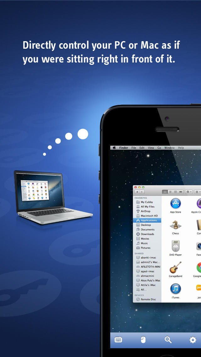 Logmein Ignition Alternatives and Similar Apps