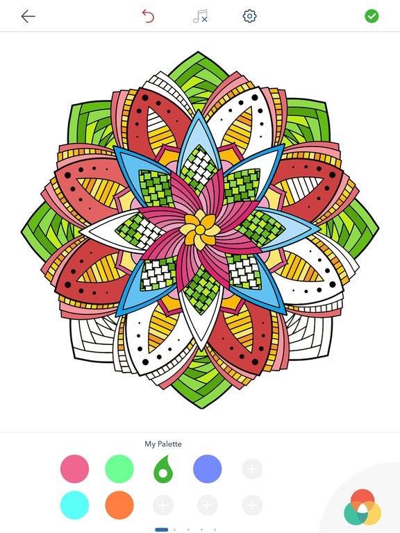 Magic Mandalas: Detailed Coloring Book for Adults Alternatives and ...
