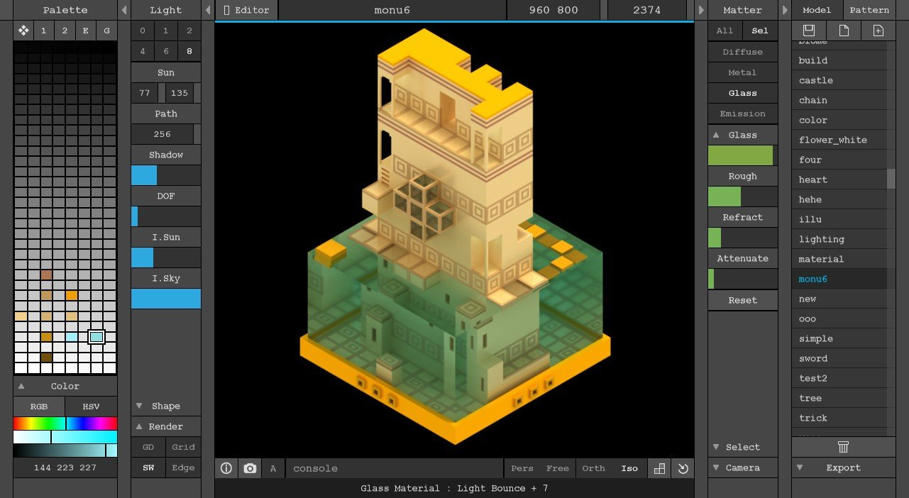 Magicavoxel Alternatives And Similar Software