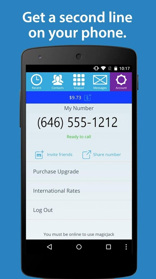 how to add international number to viber