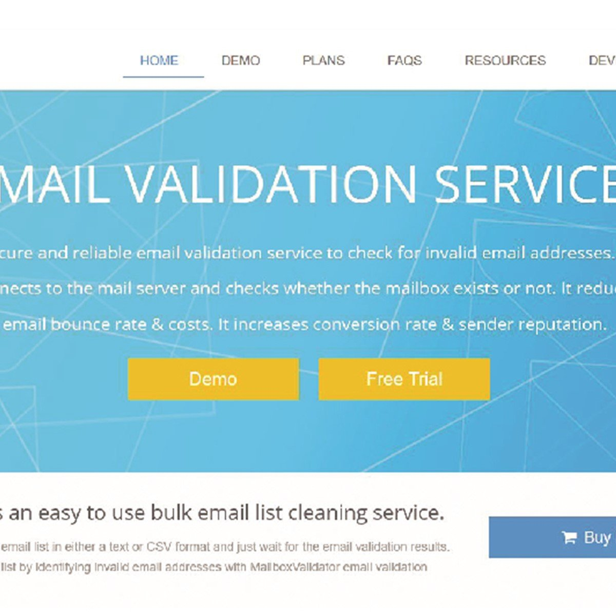 MailboxValidator Alternatives and Similar Software - AlternativeTo net