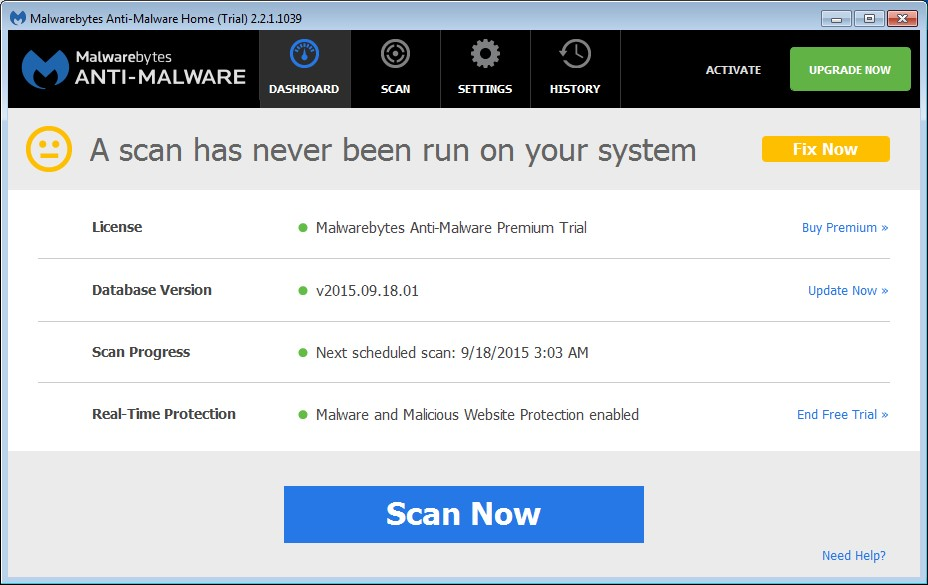 Malwarebytes Anti-Malware Alternatives and Similar Software