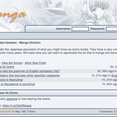 Baka-Updates Manga Alternatives and Similar Apps and