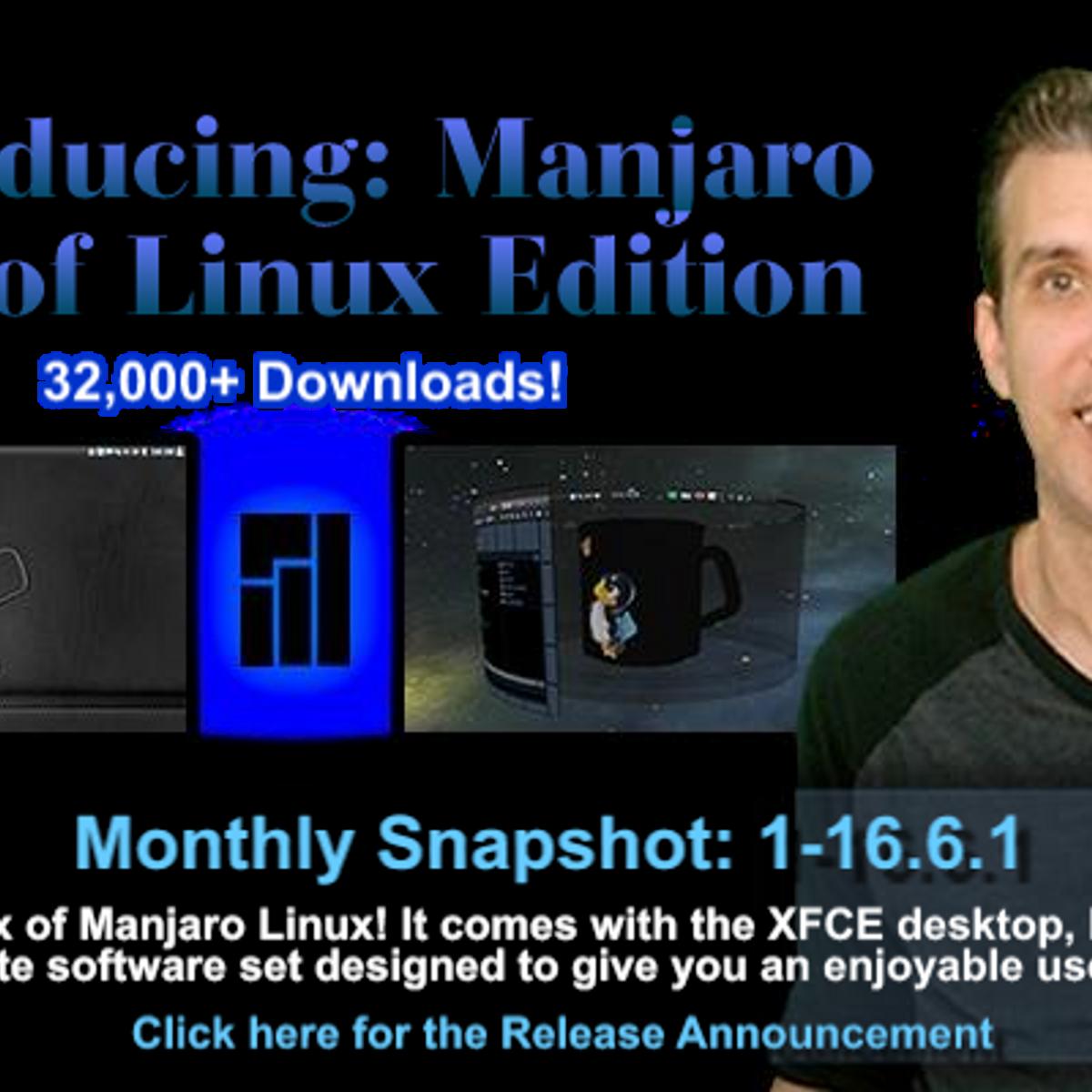 Manjaro Cup of Linux Edition Alternatives and Similar