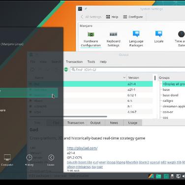 Manjaro Linux Alternatives and Similar Software