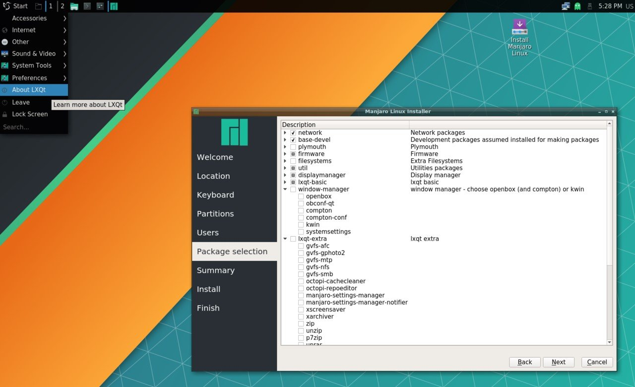Manjaro Linux Alternatives and Similar Software - AlternativeTo net