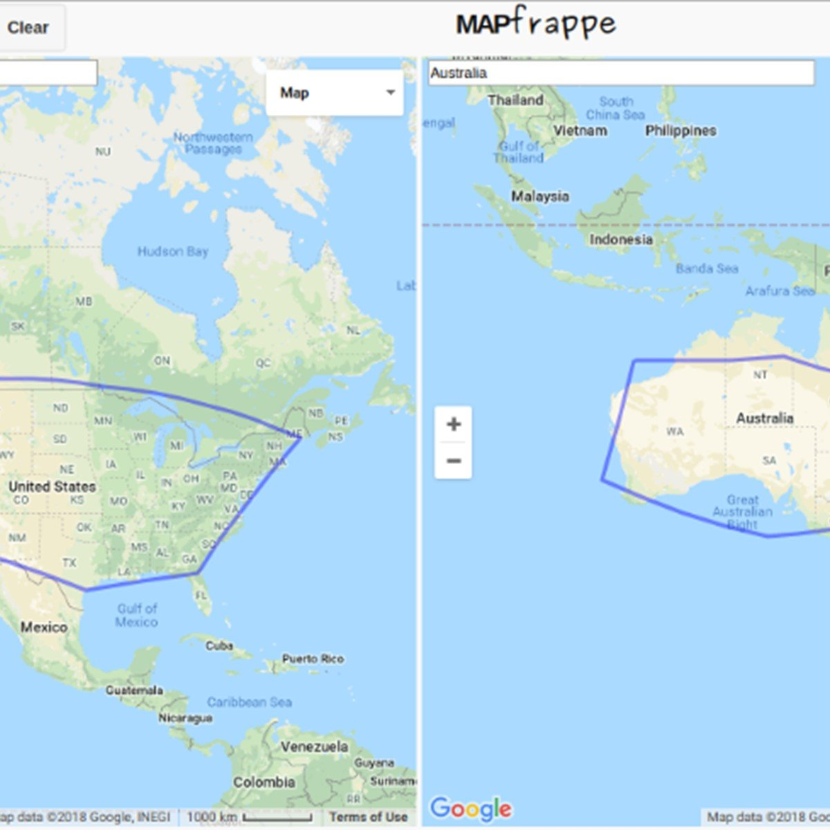 MAPfrappe Alternatives and Similar Websites and Apps ... on