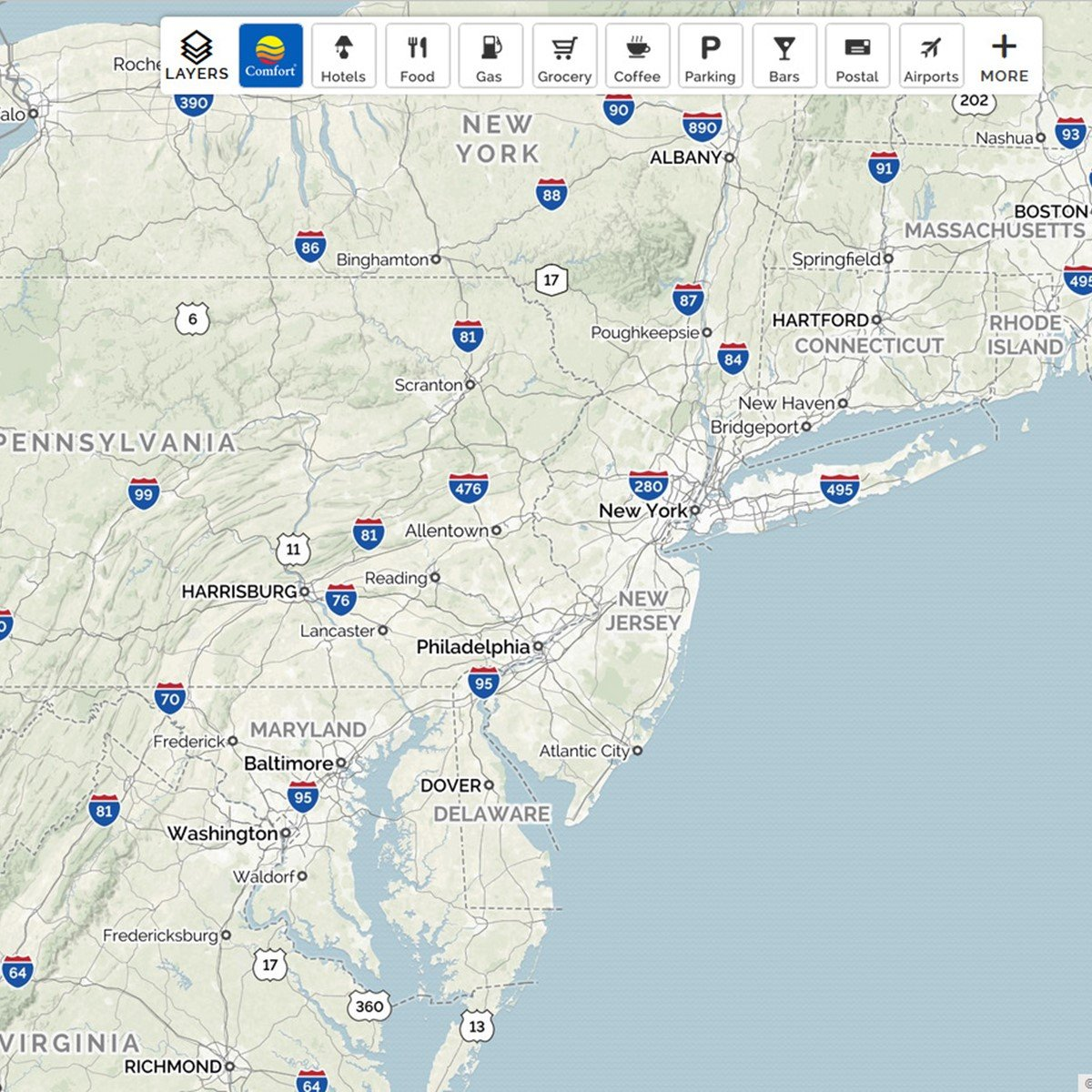 Nyc Map Quest.Mapquest Alternatives And Similar Apps And Websites Alternativeto Net