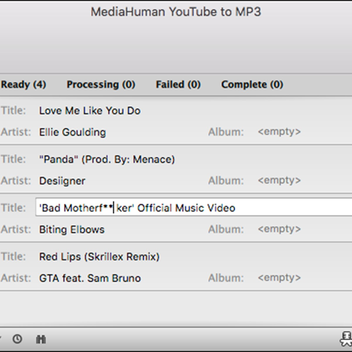 MediaHuman YouTube To MP3 Converter Alternatives for Android