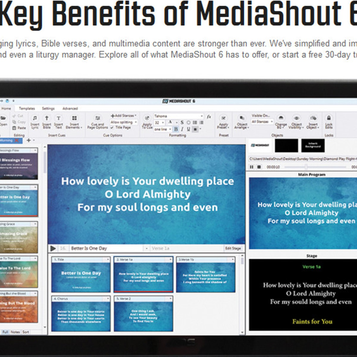 MediaShout Alternatives and Similar Software - AlternativeTo net