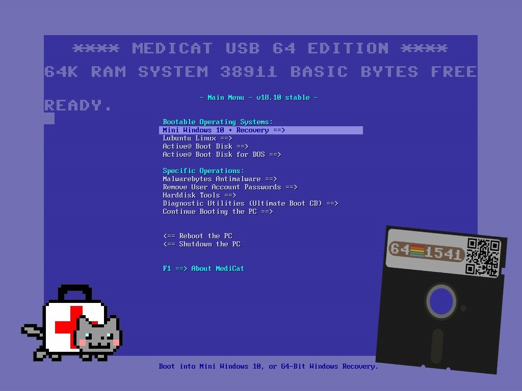 MediCat USB Alternatives and Similar Software - AlternativeTo.net 380db42e26