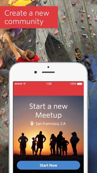 free meetup websites