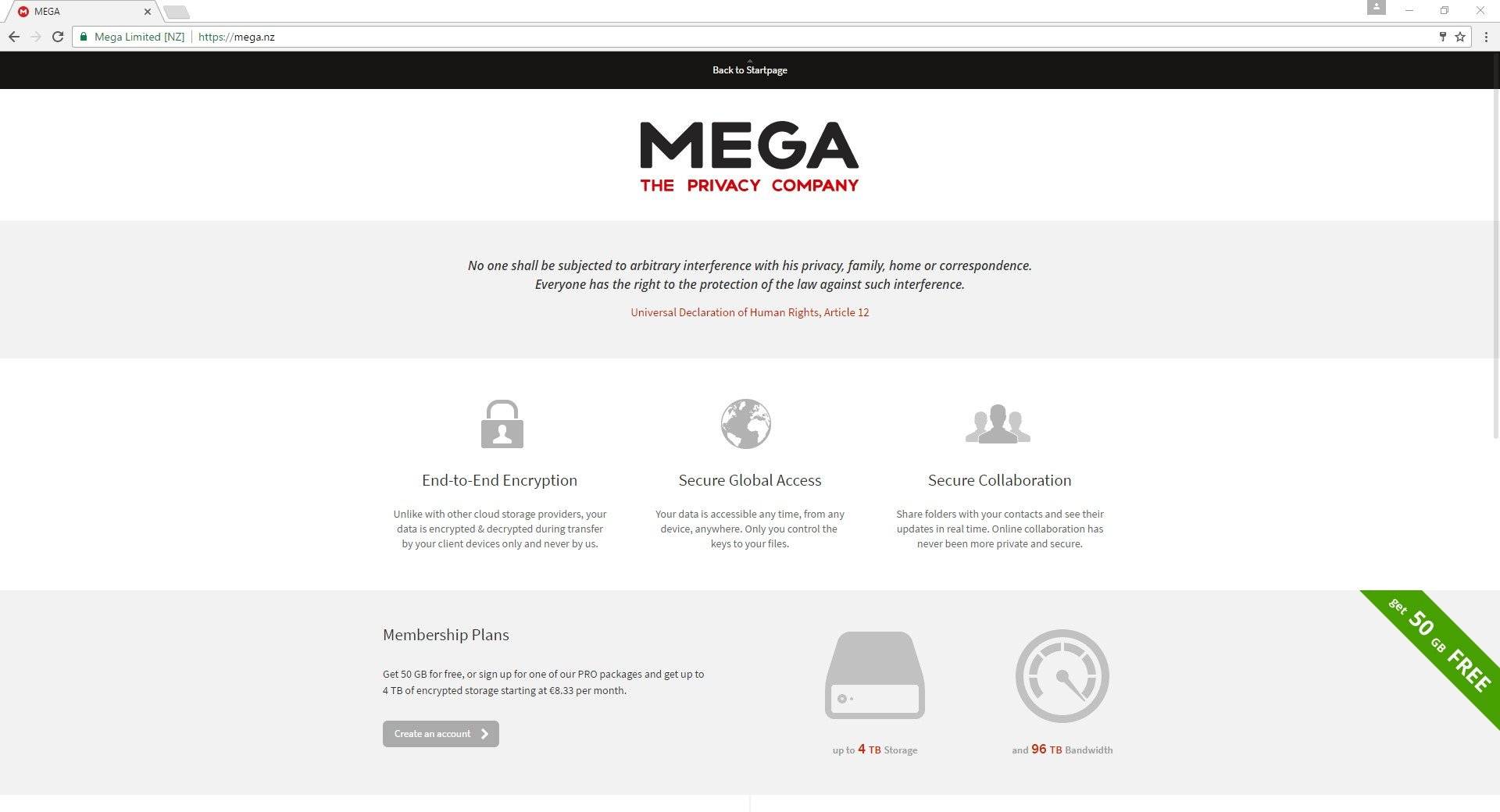 MEGA Alternatives and Similar Software - AlternativeTo net