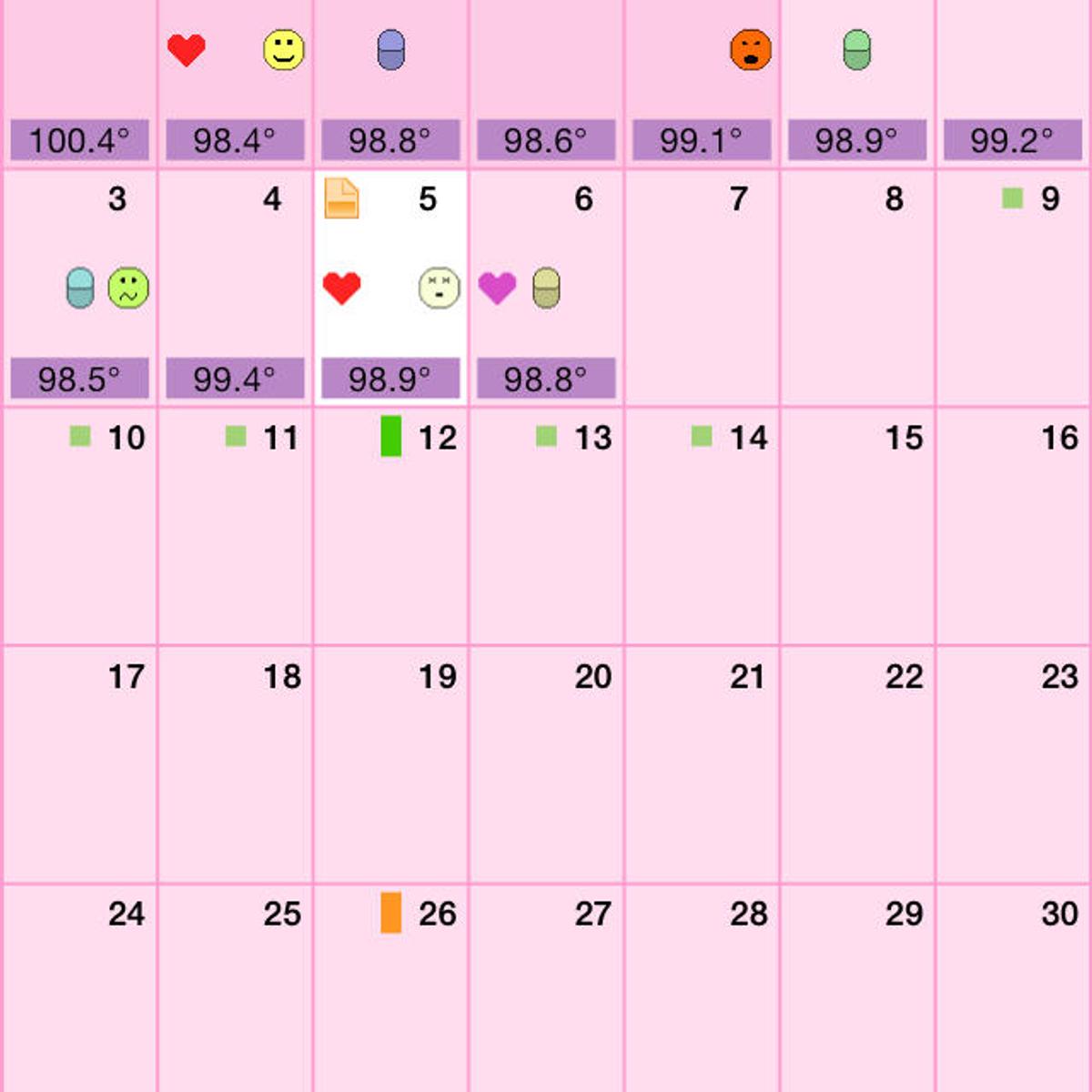 Menstrual Calendar Alternatives And Similar Software Alternativetonet