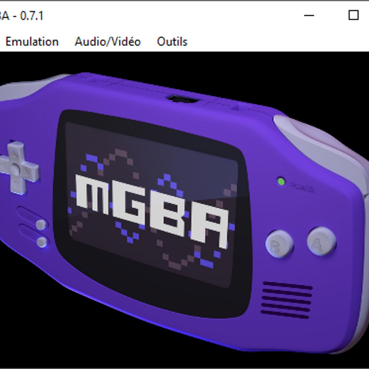 gba mac emulator