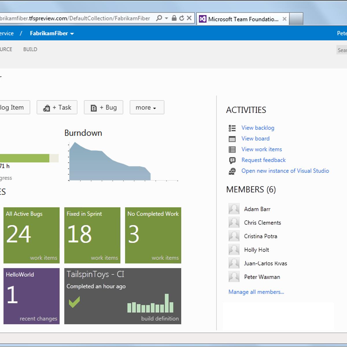 Microsoft Team Foundation Server Alternatives and Similar